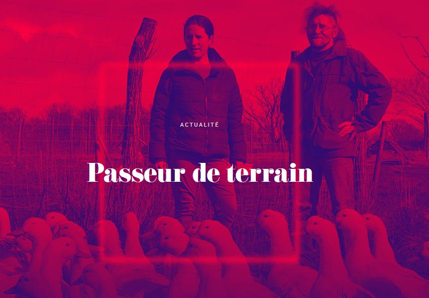 Terres en Chemin & Champs du partage pour faciliter l'installation d'agriculteurs en Charentelimousine