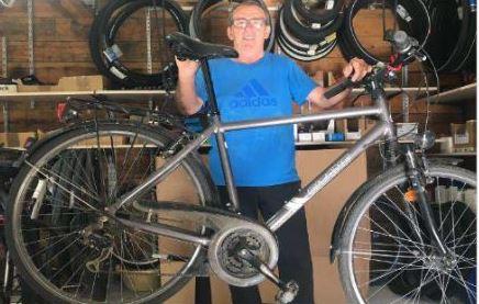 Le projet «vélo folie» se met en selle àAlloue